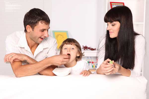 Поведение в семье