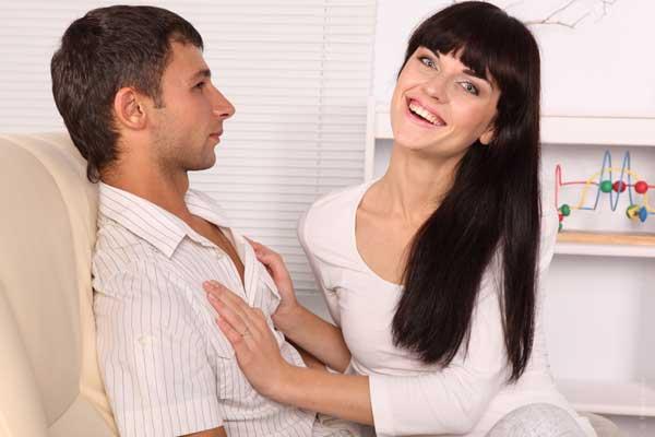 Как соблазнять мужа беременной