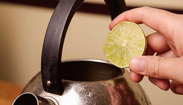 Как очистить чайник от ржавчины внутри Дом