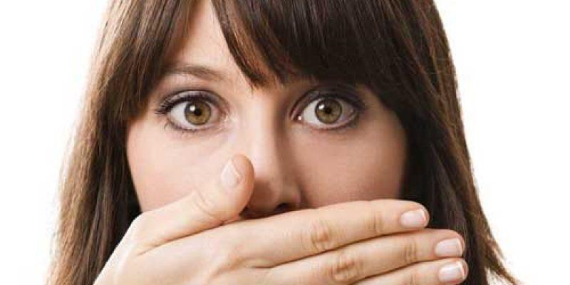 как убрать запах вина изо рта быстро